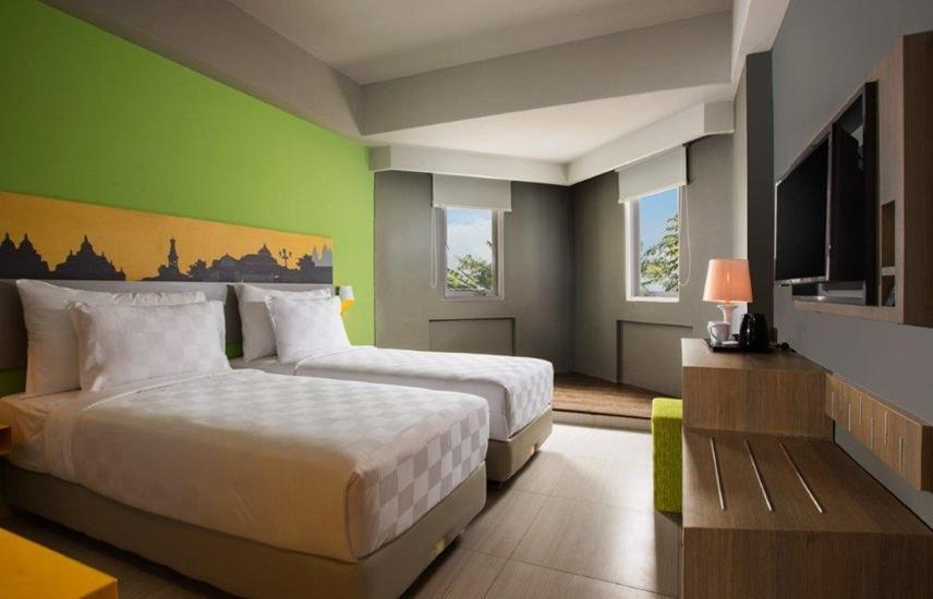 Pesonna Malioboro - Superior Panorama Room with Breakfast - Non Refundable Regular Plan
