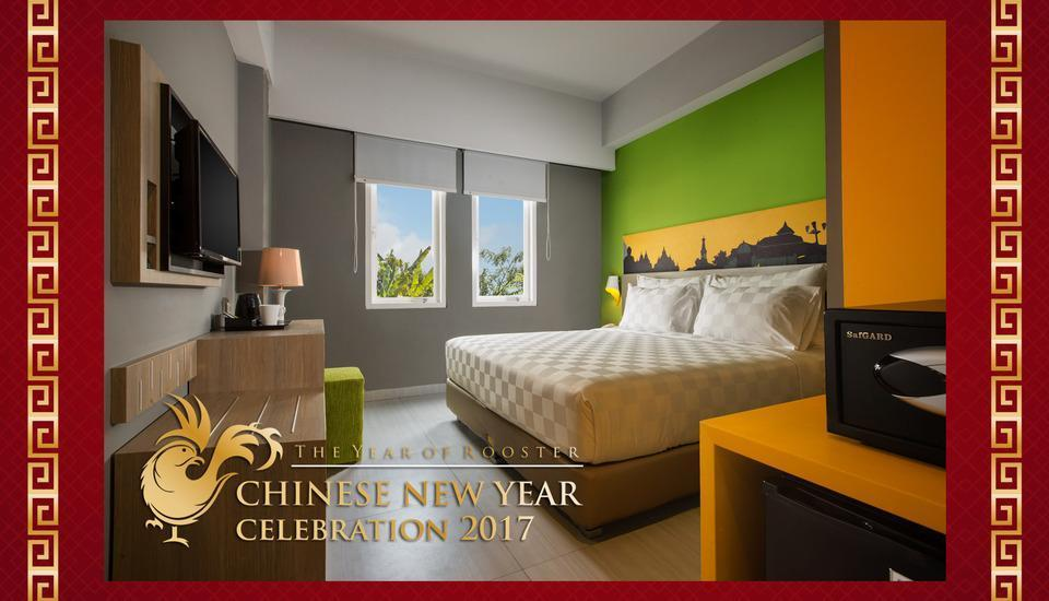 Pesonna Malioboro - Chinese new year package