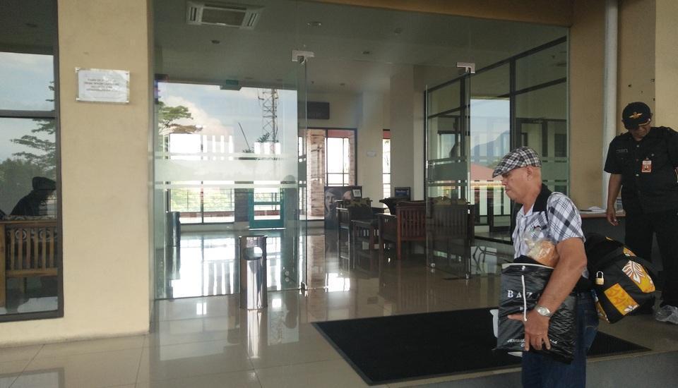 Tamansari Panoramic Bandung - Masuk Lobby