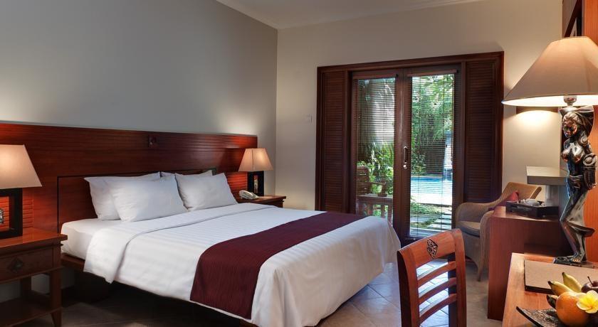 The Vira Hotel Bali - Kamar Tamu