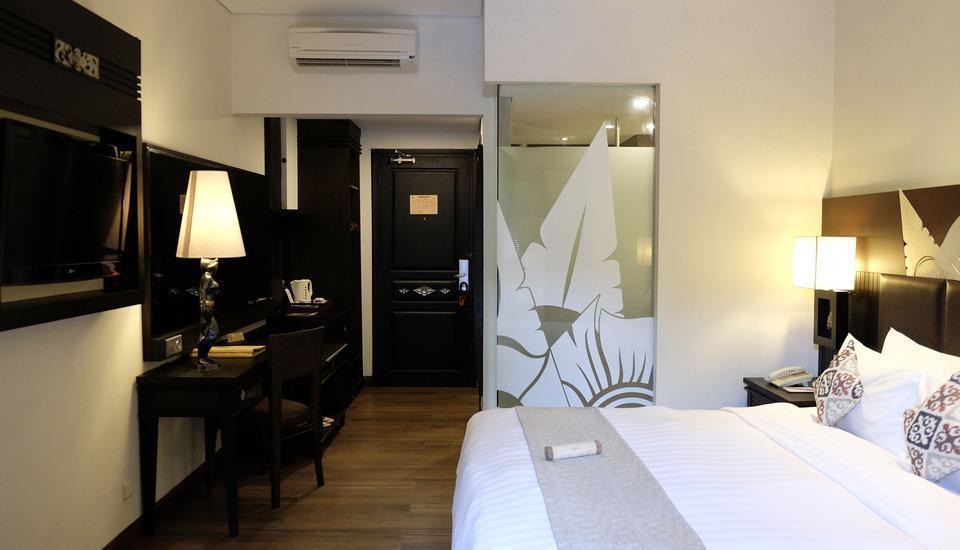 The Vira Hotel Bali - Kamar Hotel The Vira Bali