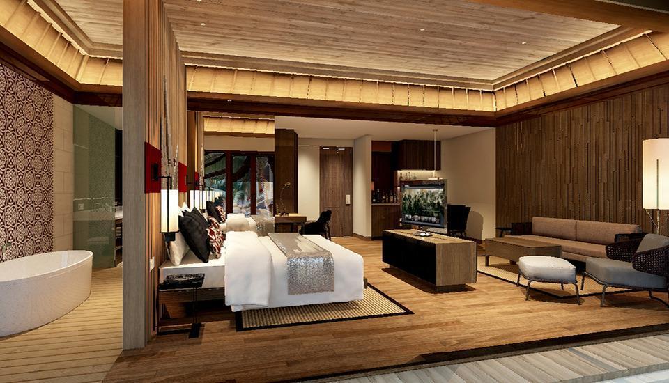 The Vira Hotel Bali - The Jayaprana Suite