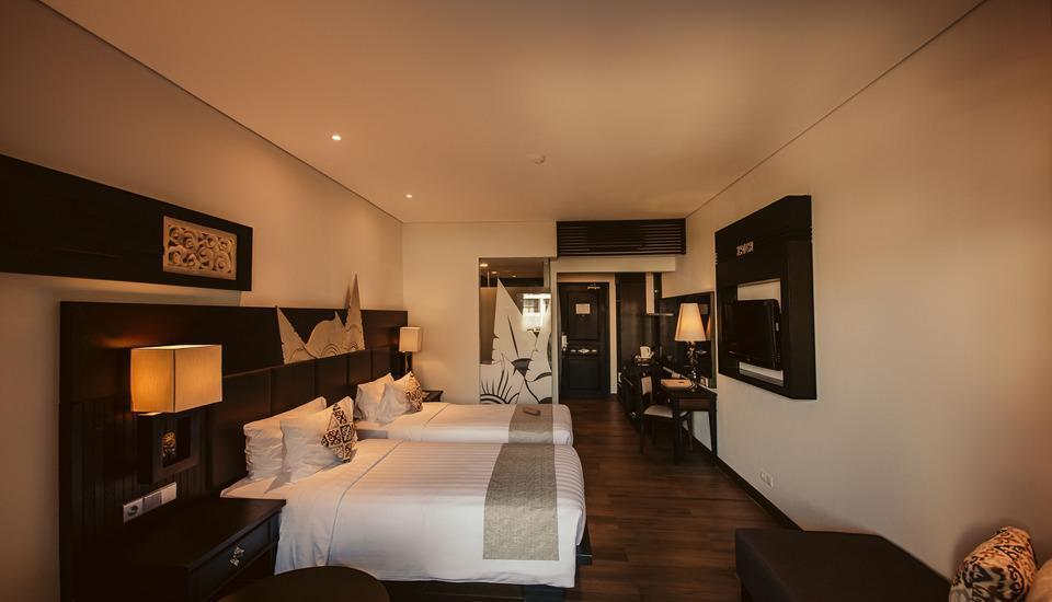 The Vira Hotel Bali - Deluxe Daily Deal 48% Off (min 3 nights) Non Refundable