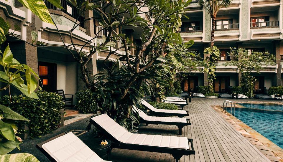 The Vira Hotel Bali - Sun Deck