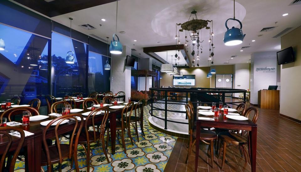 Hotel Neo+ Kebayoran Jakarta - Pendopo Restaurant