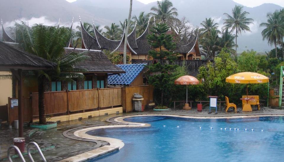 Danau Dariza Resort Hotel Garut - Kolam Renang