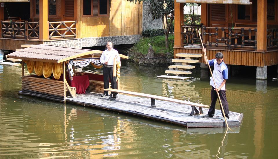 Danau Dariza Resort Hotel Garut - RAKIT