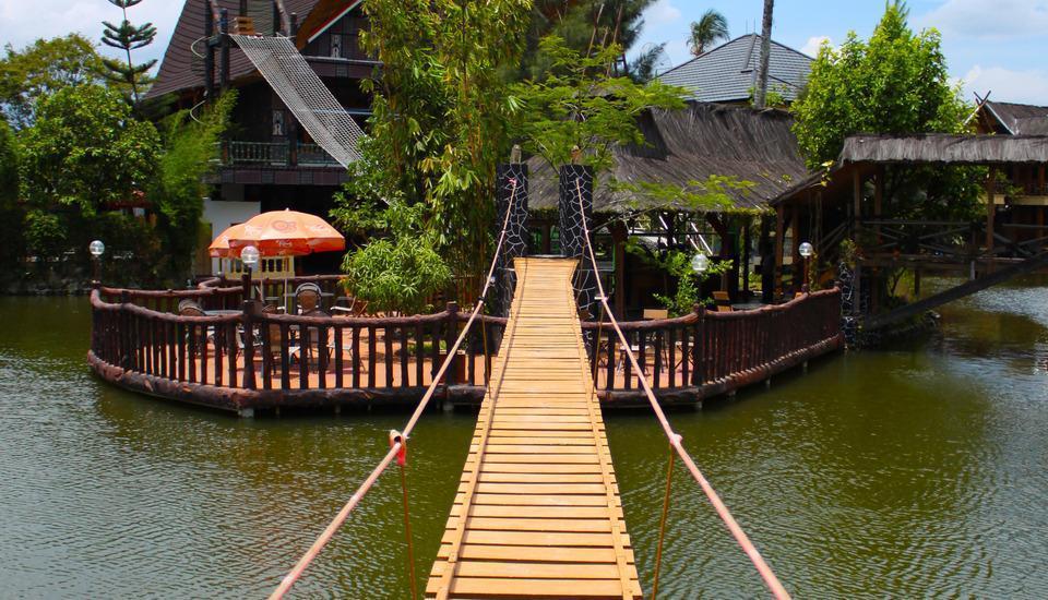 Danau Dariza Resort Hotel Garut - PEMANDANGAN