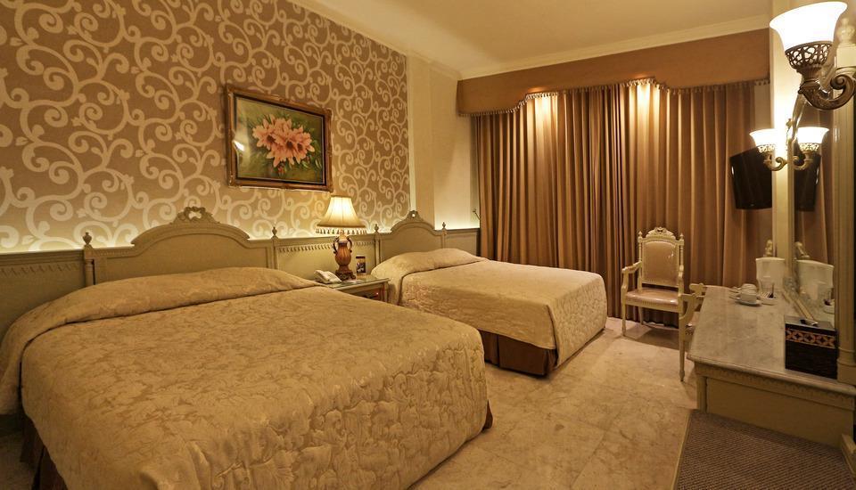 Hotel Indah Palace Solo - Kamar Boutique