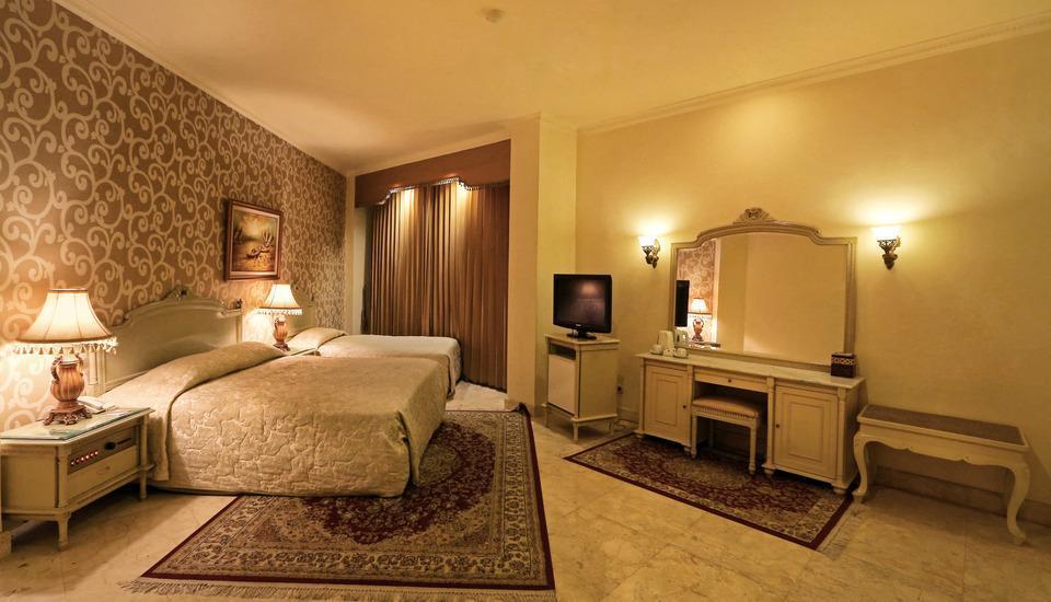 Hotel Indah Palace Solo - Kamar Suite