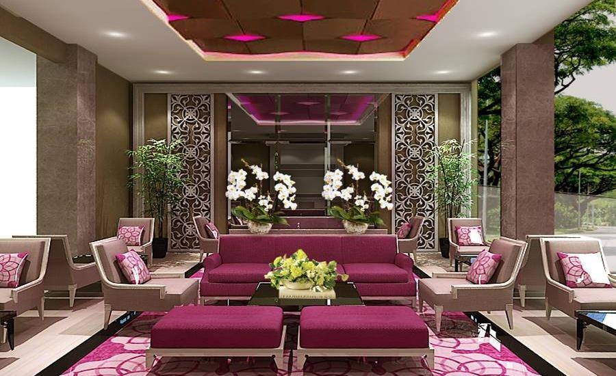 Viva Hotel Kediri By Front One Kediri - Lobi