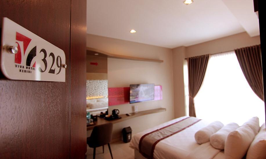 Viva Hotel Kediri - Kamar