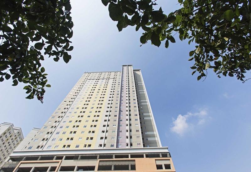 RedDoorz Apartment @Pegangsaan Kelapa Gading 2 - Eksterior