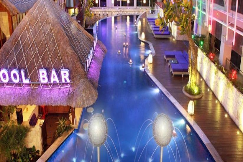 Grand Mega Resort Bali - Kolam Renang