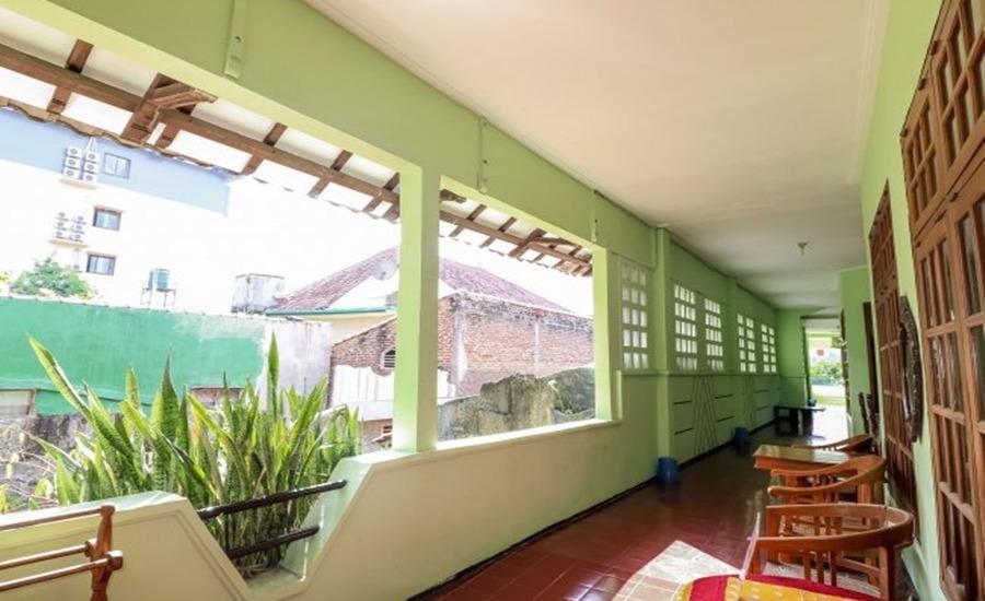 NIDA Rooms South Alun-Alun Kraton 3 Jogja - Balkon