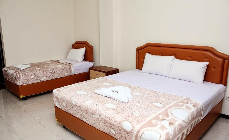 Hotel deKOPEN Malang Malang - Family Room Regular Plan