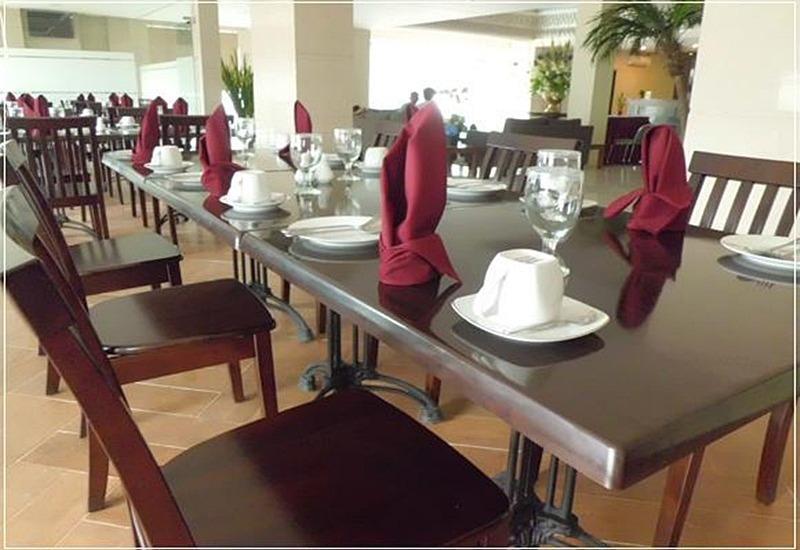 Sulthan Darussalam Hotel Medan - Restoran