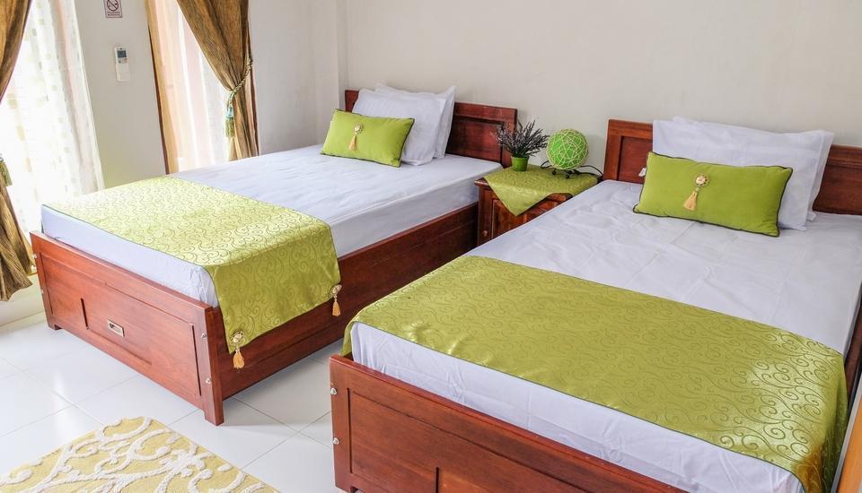 Pavilla Labuan Bajo Flores - Twin Bed