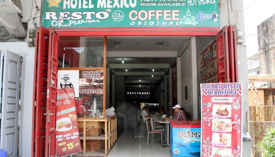 Hotel Mexico Berastagi - Interior