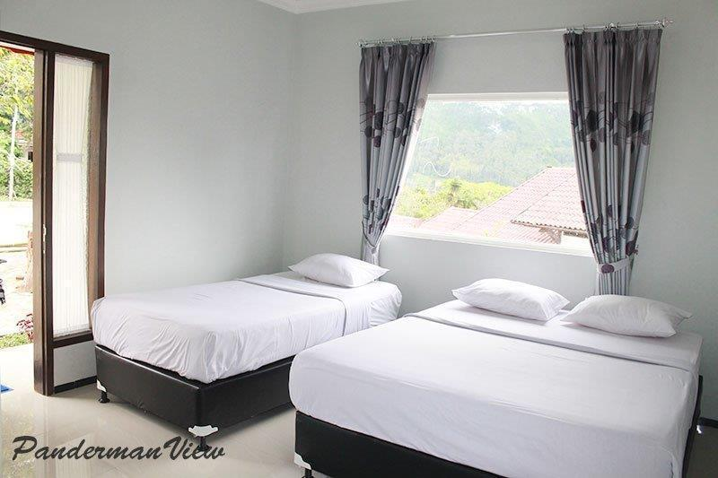 Toetie Boutique Villa & Resort Malang - Panderman View Regular Plan