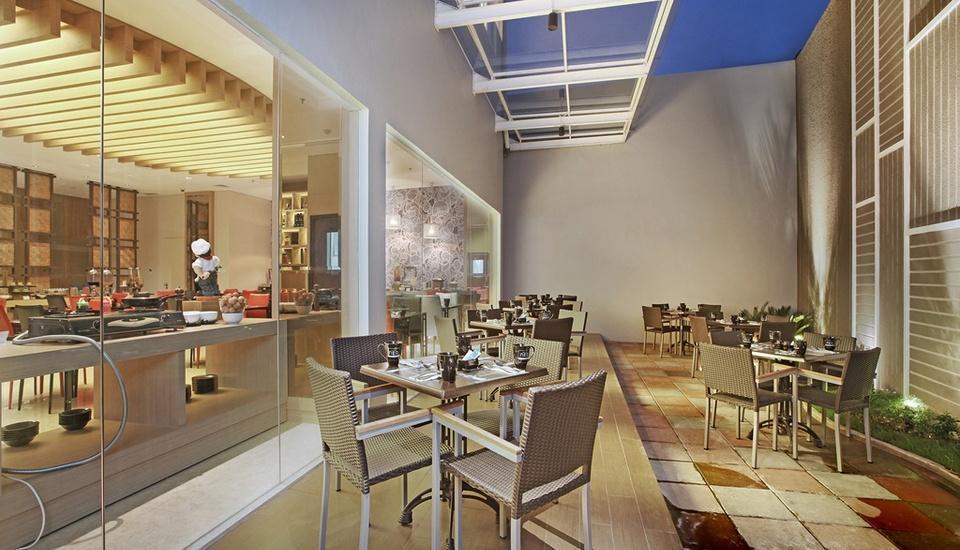 Hotel Neo Samadikun Cirebon - Keraton Resto & Cafe