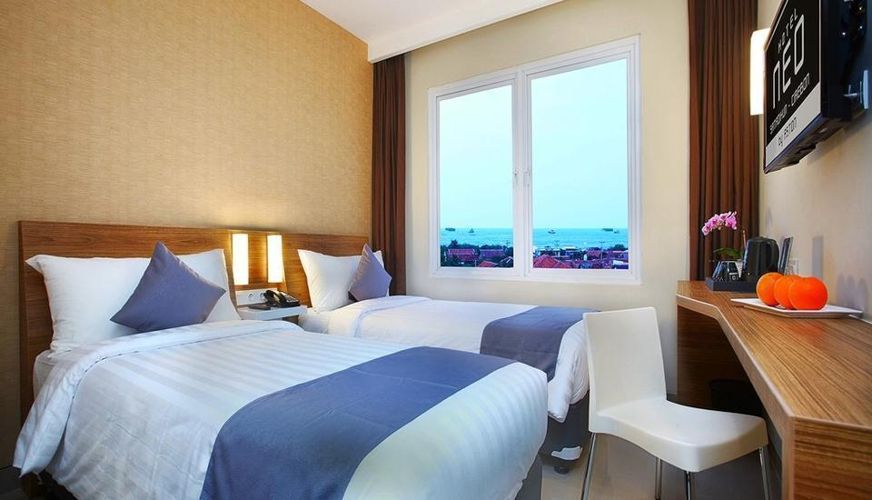 Hotel NEO Cirebon - Standard Room with Breakfast Regular Plan
