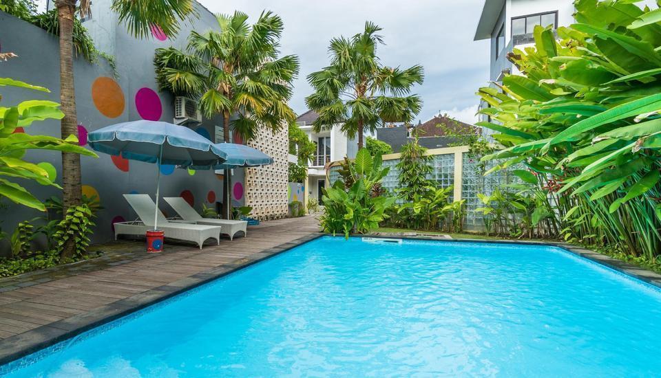 POP! Hotel Nusa Dua - Outdoor Pool