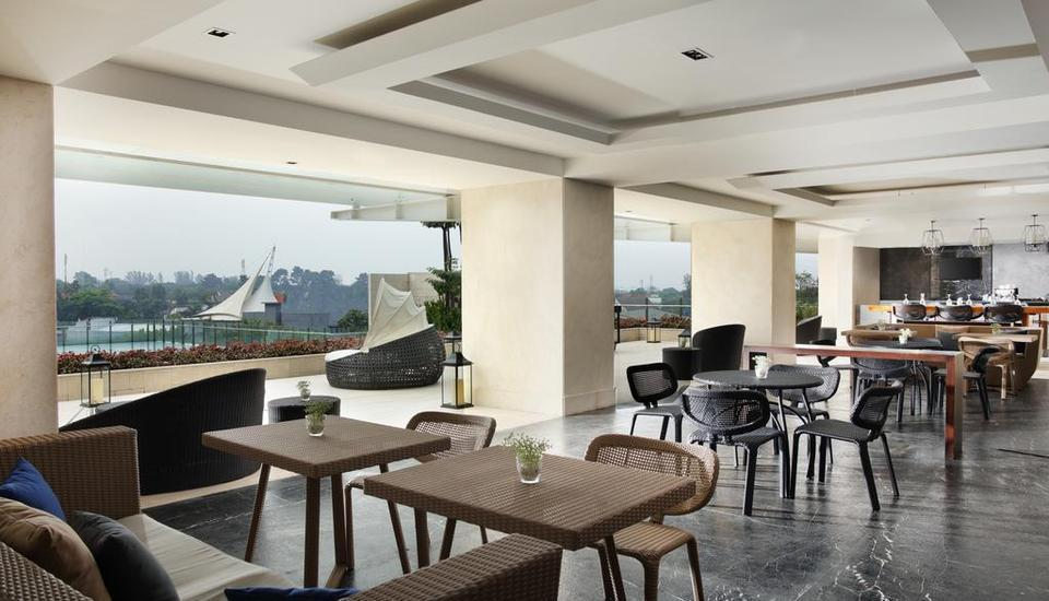 Crowne Plaza Bandung Bandung - Sky Lounge