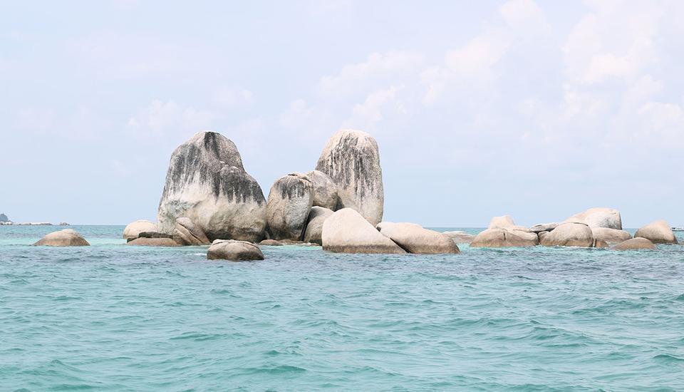 dric's House Belitung - Lingkungan Sekitar