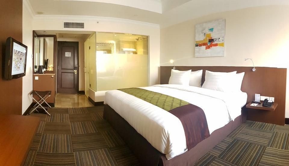 Asean Hotel International Medan - Kamar Superior Regular Plan