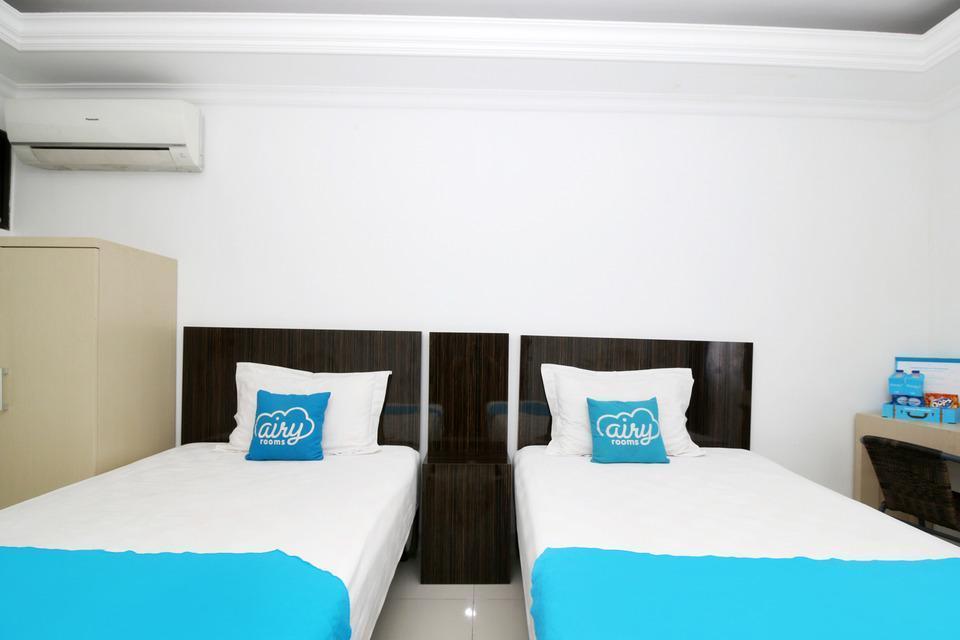 Airy Eco BSD Boulevard Residence AH Satu 36 Tangerang - Standard Twin Room Only Regular Plan