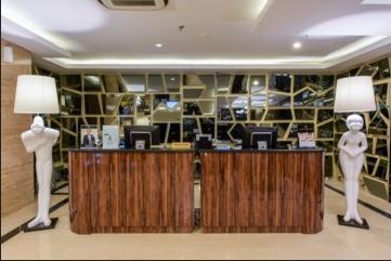 Cendana Premiere Hotel by Lariz Surabaya - Reception