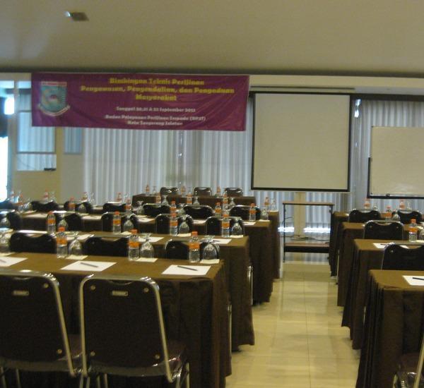 Cassadua Hotel Bandung - Ballroom