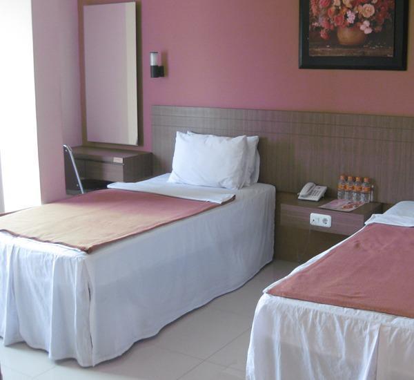 Cassadua Hotel Bandung - Superior Twin