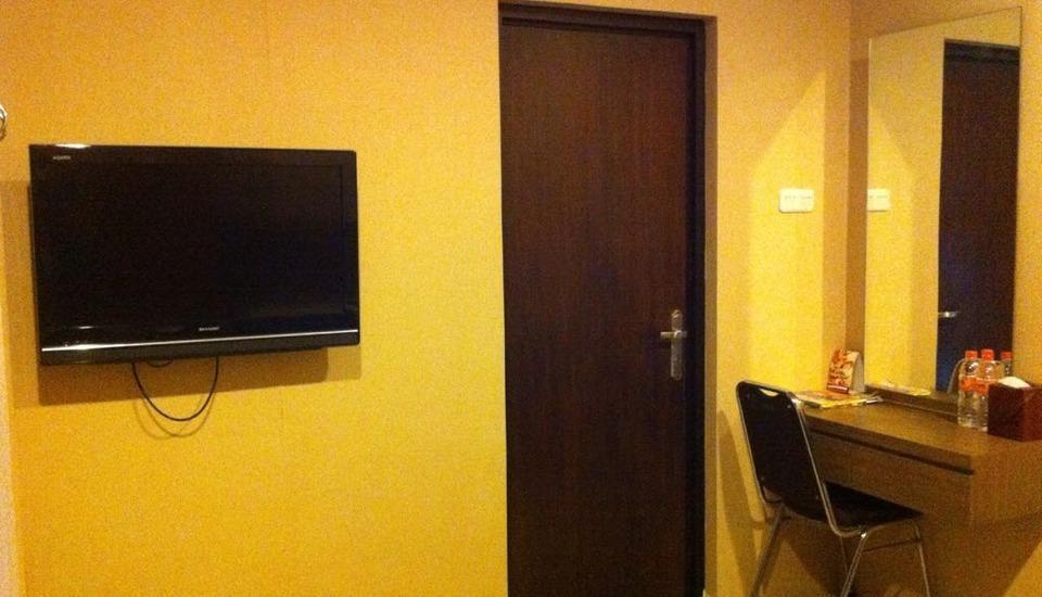 Cassadua Hotel Bandung - Deluxe Room Only Regular Plan