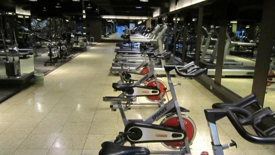 Hotel Polonia Medan - Fitness