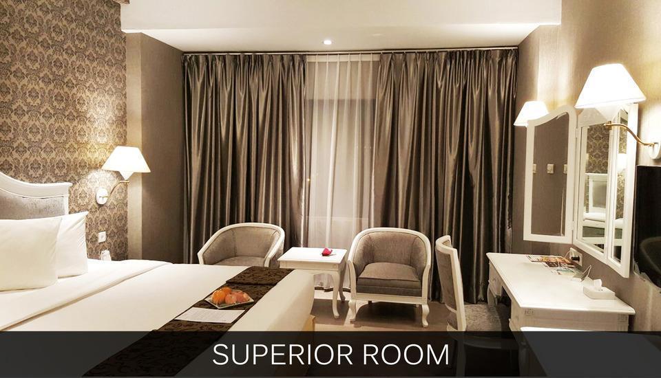 Hotel Polonia Medan - SUPERIOR ROOM
