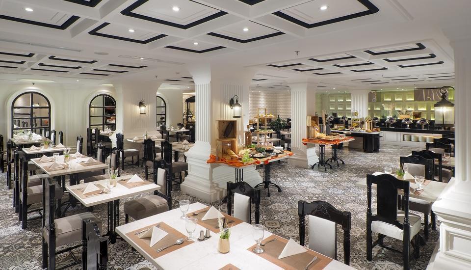 Hotel Polonia Medan - RESTAURANT