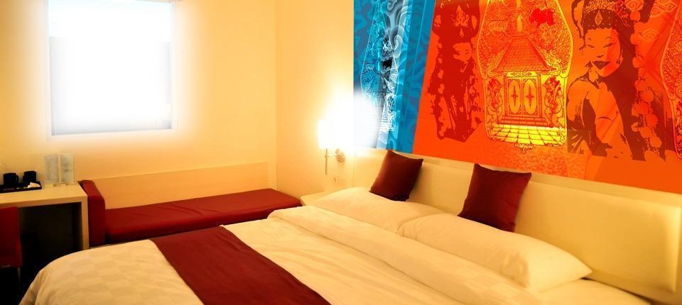 Cordela Hotel Cirebon - Kamar tamu