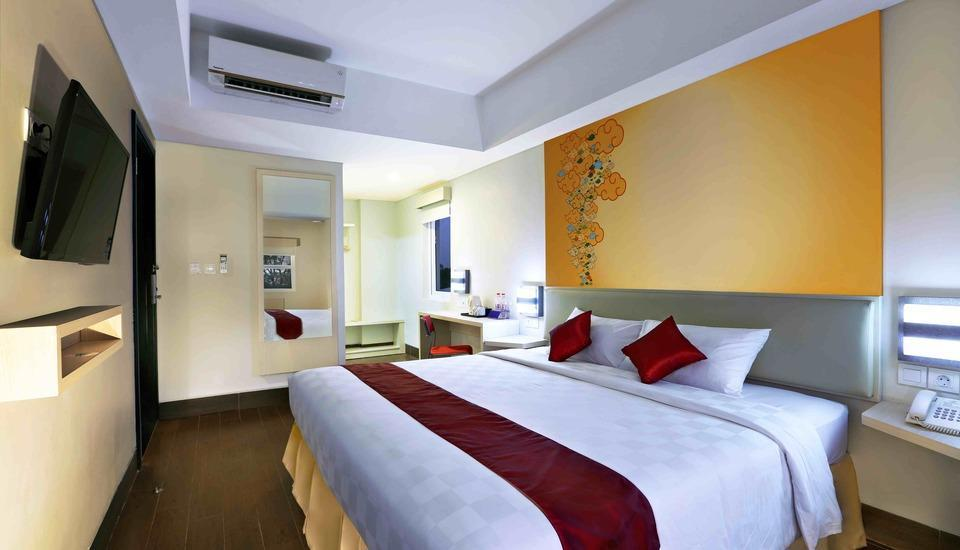 Cordela Hotel Cirebon - Deluxe Executive Regular Plan