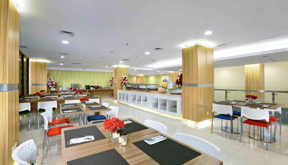 Cordela Hotel Cirebon - Restoran