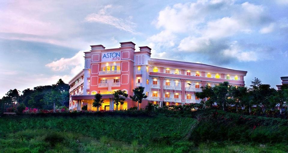 Aston Niu Manokwari Hotel Manokwari - Tampilan Luar