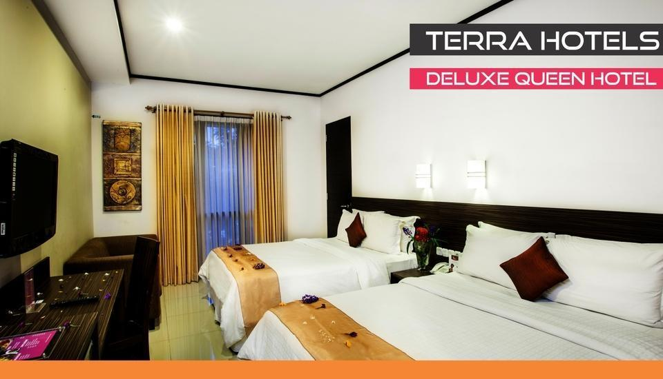 Summer Hill Private Villas & Family Hotel Bandung - Deluxe 2 Queen Beds