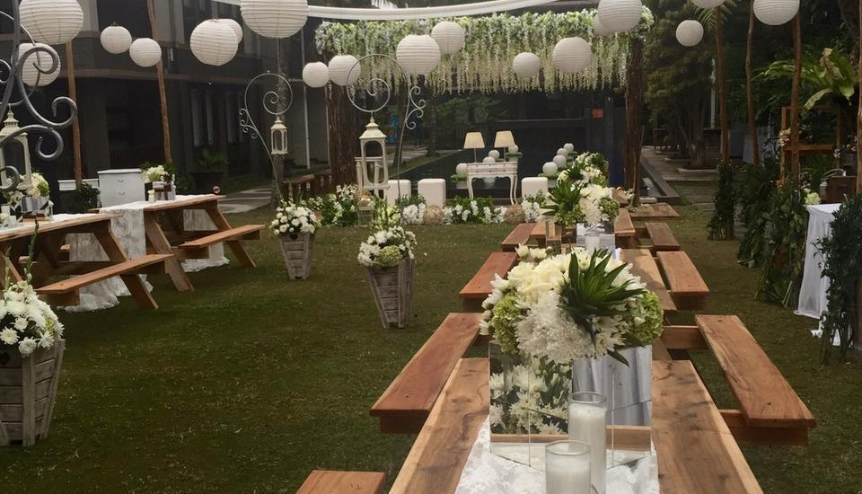 Summer Hill Private Villas & Family Hotel Bandung - Wedding Concept