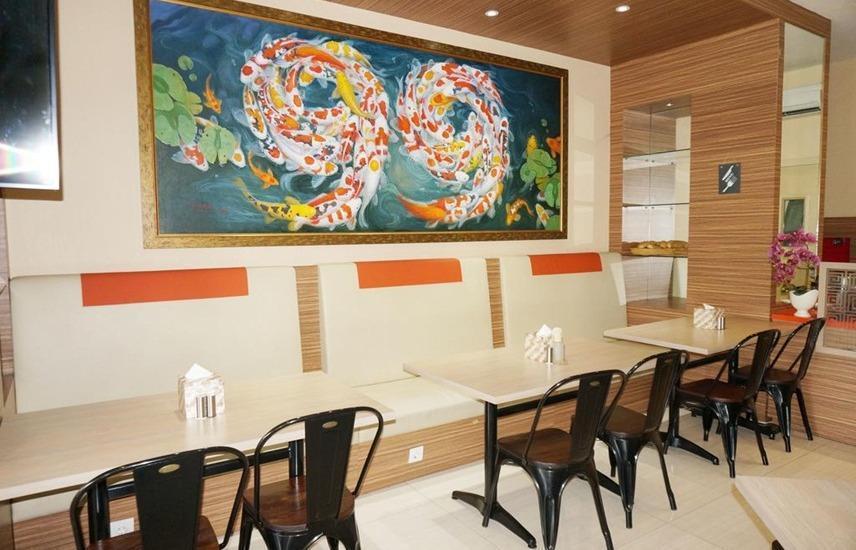 Smarthomm Hotel Jakarta - Restaurant