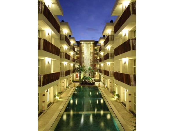 Adhi Jaya Sunset Hotel Bali - Sekitar Hotel