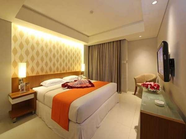 Adhi Jaya Sunset Hotel Bali - Deluxe Terrace Room Only Regular Plan