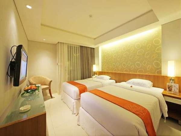Adhi Jaya Sunset Hotel Bali - Deluxe Pool Access Room Only Last minute 30