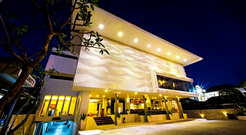 Adhi Jaya Sunset Hotel Bali -  Pemandangan