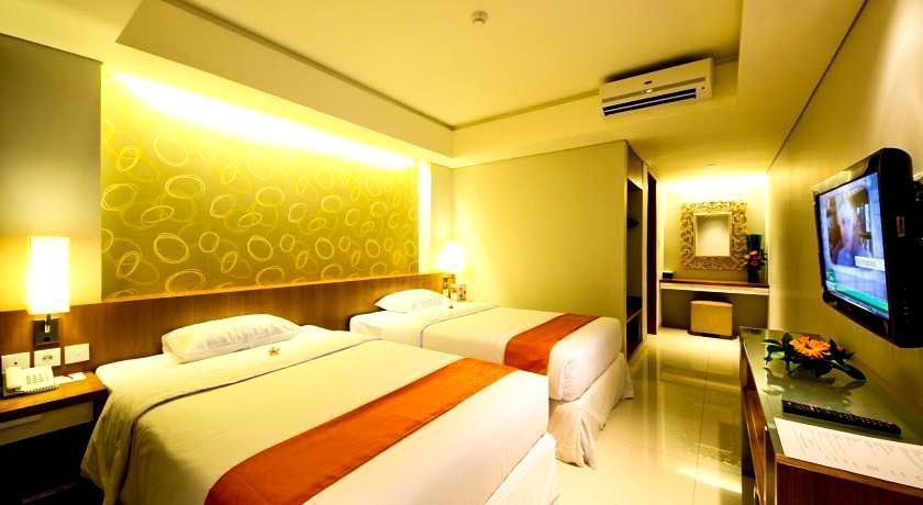 Adhi Jaya Sunset Hotel Bali -  Kamar